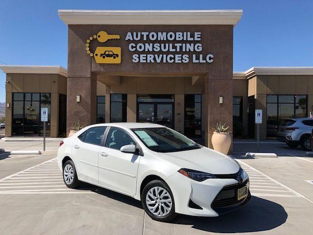 2018 Toyota Corolla LE in Bullhead City, AZ 86442-6452