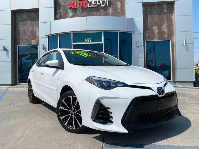 2018 Toyota Corolla SE in Calexico, CA 92231