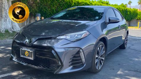 2018 Toyota Corolla  CVTi-S in cathedral city