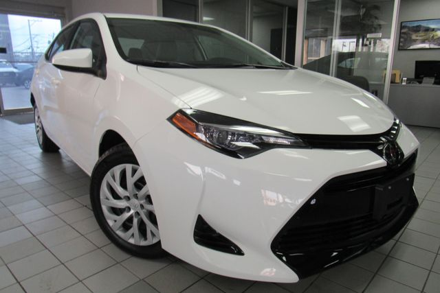 2018 Toyota Corolla LE W/ BACK UP CAM Chicago, Illinois