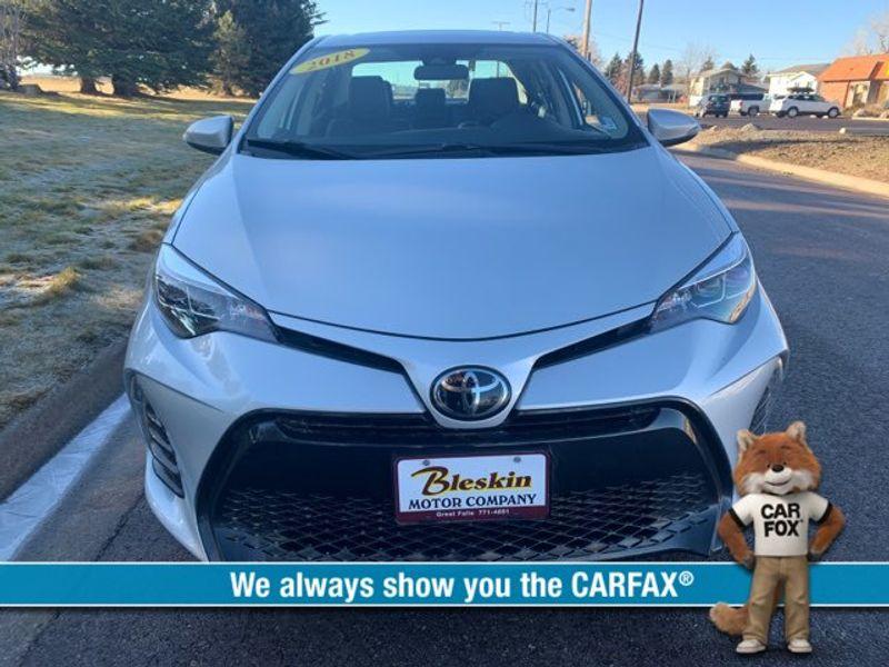 2018 Toyota Corolla SE  city MT  Bleskin Motor Company   in Great Falls, MT