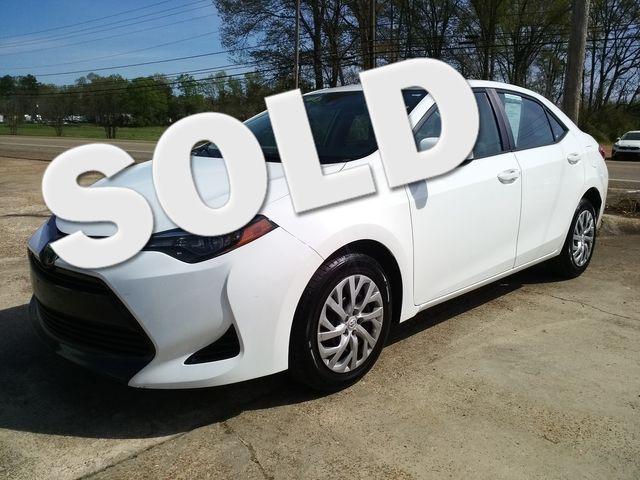 2018 Toyota Corolla L Houston, Mississippi