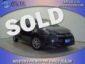 2018 Toyota Corolla SE  city Texas  Vista Cars and Trucks  in Houston, Texas