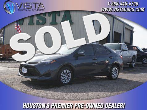 2018 Toyota Corolla LE in Houston, Texas