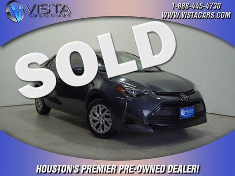 2018 Toyota Corolla SE in Houston, Texas