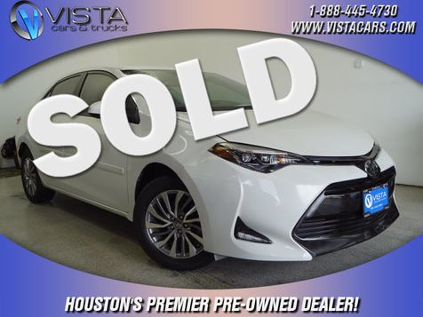 2018 Toyota Corolla XLE in Houston, Texas