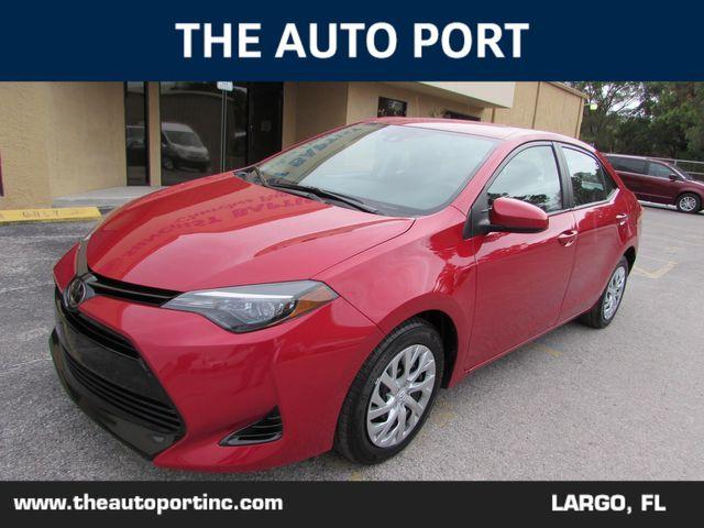 2018 Toyota Corolla LE in Largo, Florida 33773