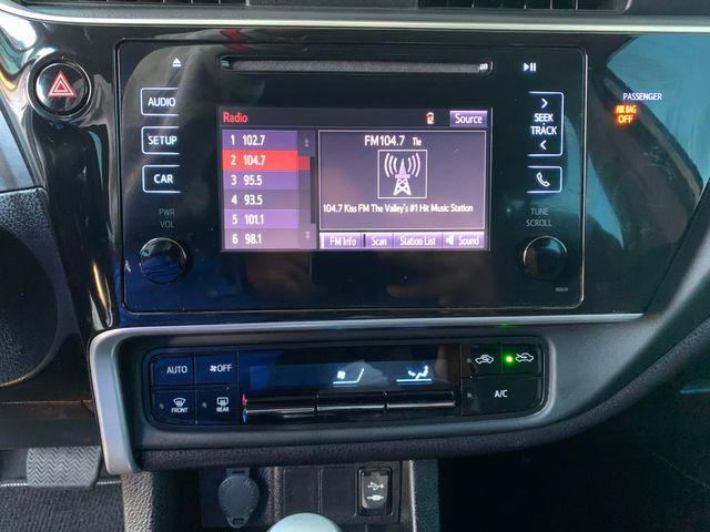 2018 Toyota Corolla LE FULL MANUFACTURER WARRANTY Mesa, Arizona 17