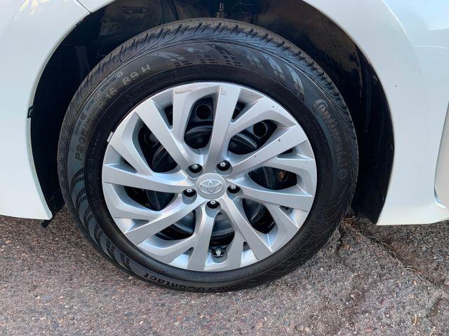 2018 Toyota Corolla LE FULL MANUFACTURER WARRANTY Mesa, Arizona 19