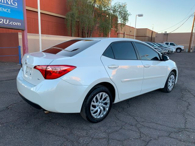 2018 Toyota Corolla LE FULL MANUFACTURER WARRANTY Mesa, Arizona 4