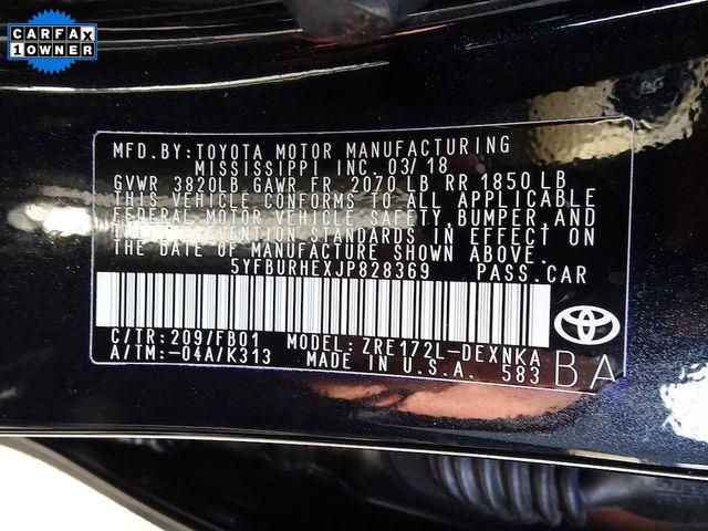 2018 Toyota Corolla LE Madison, NC 48