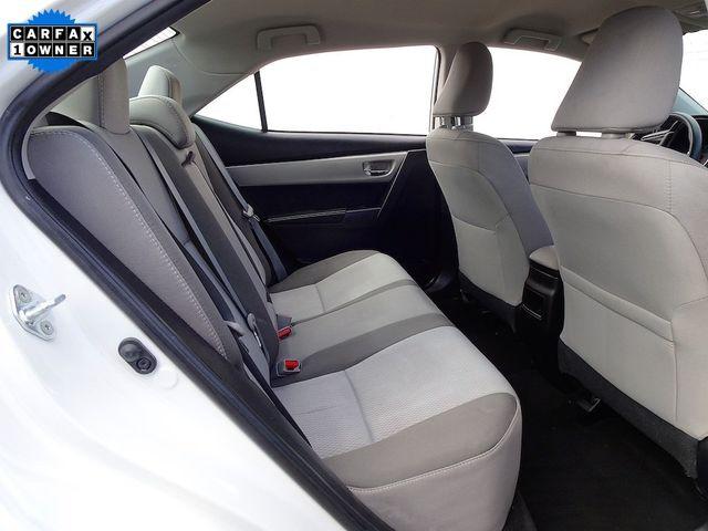 2018 Toyota Corolla LE Madison, NC 32
