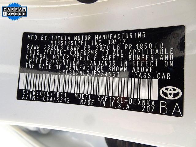 2018 Toyota Corolla LE Madison, NC 47