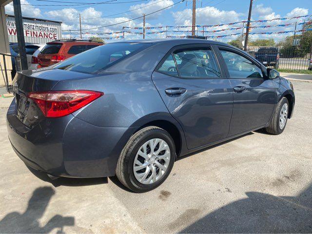 2018 Toyota Corolla LE in San Antonio, TX 78227