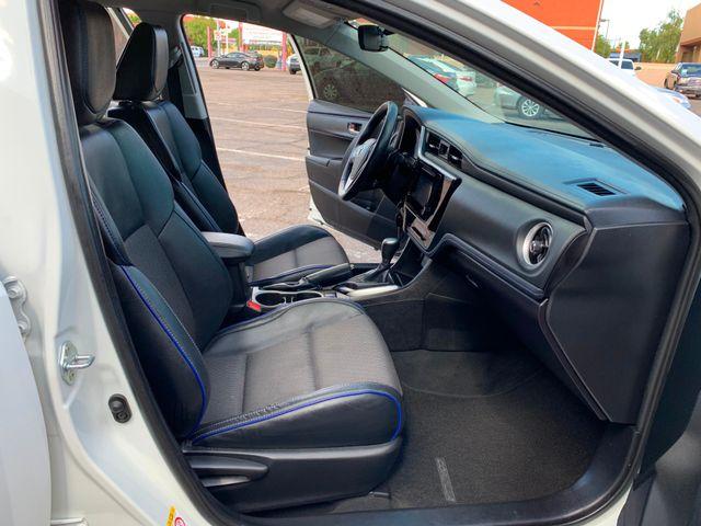2018 Toyota Corolla SE 5 YEAR/60,000 MILE NATIONAL POWERTRAIN WARRANTY Mesa, Arizona 13