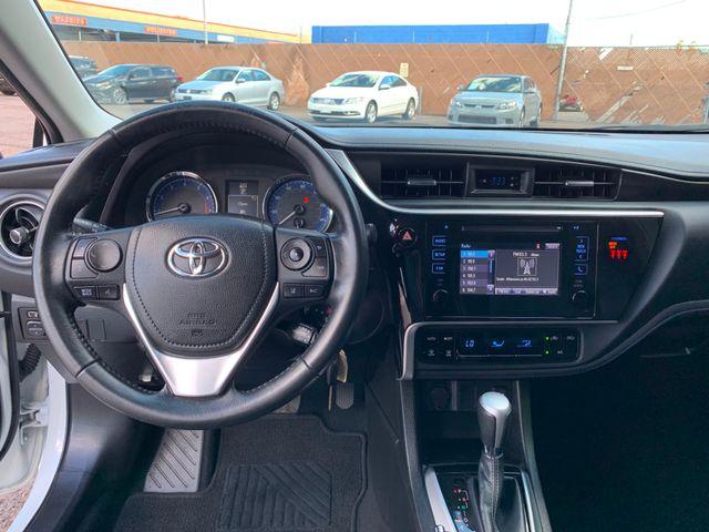 2018 Toyota Corolla SE 5 YEAR/60,000 MILE NATIONAL POWERTRAIN WARRANTY Mesa, Arizona 14