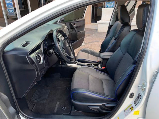 2018 Toyota Corolla SE 5 YEAR/60,000 MILE NATIONAL POWERTRAIN WARRANTY Mesa, Arizona 9