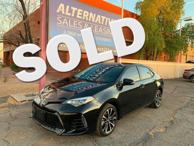 2018 Toyota Corolla SE 5 YEAR/60,000 MILE NATIONAL POWERTRAIN WARRANTY Mesa, Arizona