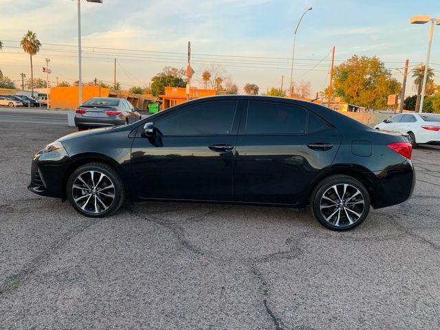 2018 Toyota Corolla SE 5 YEAR/60,000 MILE NATIONAL POWERTRAIN WARRANTY Mesa, Arizona 1