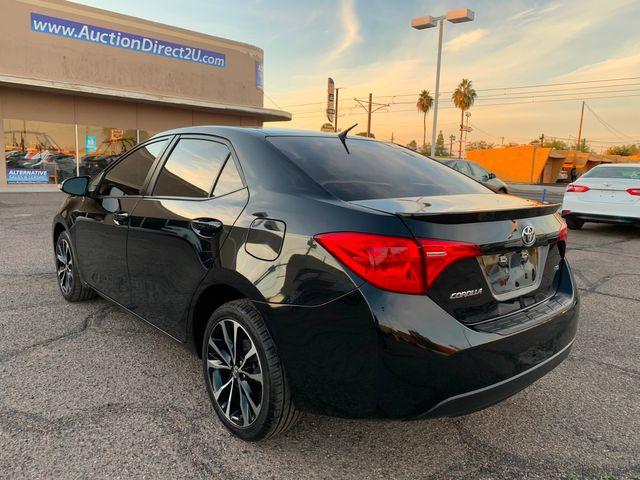 2018 Toyota Corolla SE 5 YEAR/60,000 MILE NATIONAL POWERTRAIN WARRANTY Mesa, Arizona 2