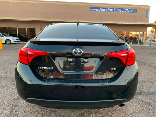 2018 Toyota Corolla SE 5 YEAR/60,000 MILE NATIONAL POWERTRAIN WARRANTY Mesa, Arizona 3