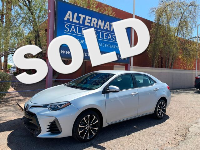 2018 Toyota Corolla SE 5 YEAR/60,000 MILE FACTORY POWERTRAIN WARRANTY Mesa, Arizona