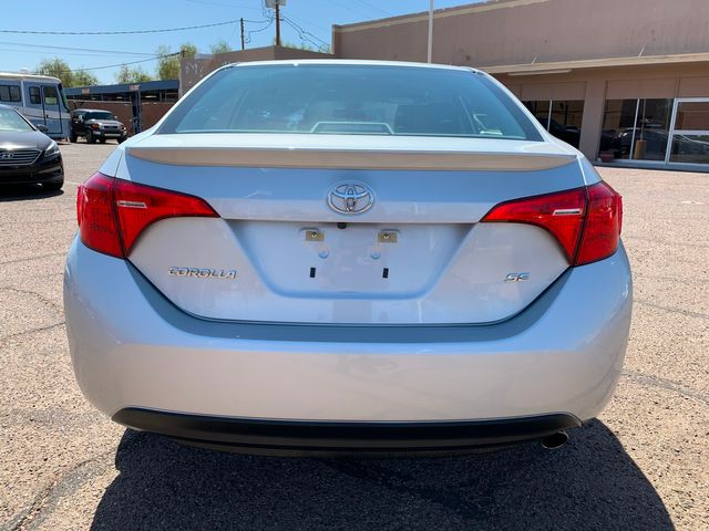 2018 Toyota Corolla SE 5 YEAR/60,000 MILE FACTORY POWERTRAIN WARRANTY Mesa, Arizona 3