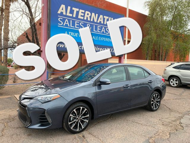 2018 Toyota Corolla SE 5 YEAR/60,000 MILE FACTORY POWERTRAIN WARRANTY Mesa, Arizona