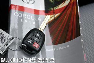 2018 Toyota Corolla LE CVT Waterbury, Connecticut 28