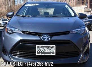 2018 Toyota Corolla LE CVT Waterbury, Connecticut 7