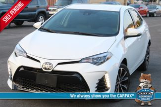 2018 Toyota COROLLA XLE LOADED 8K MLS SERVICE RECORDS in Van Nuys, CA 91406