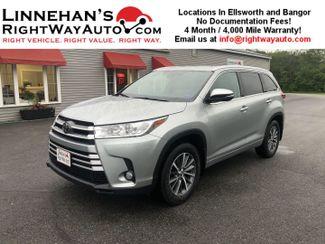 2018 Toyota Highlander in Bangor, ME