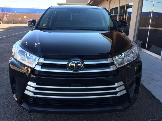 2018 Toyota Highlander LE FULL MANUFACTURER WARRANTY Mesa, Arizona 7