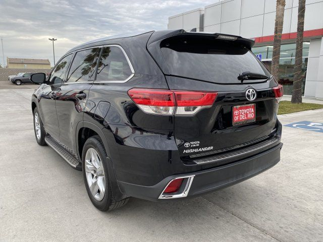2018 Toyota Highlander Limited in Marble Falls, TX 78654