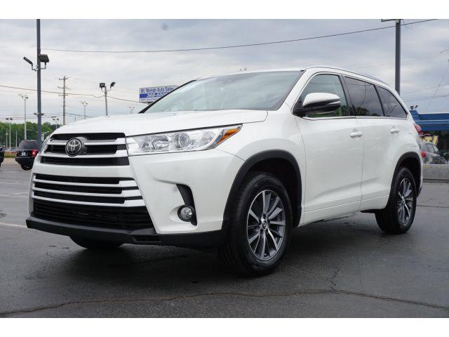 2018 Toyota Highlander XLE in Memphis, TN 38115