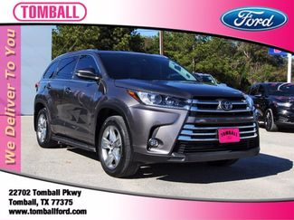2018 Toyota Highlander in Tomball, TX 77375