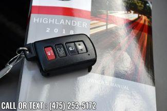 2018 Toyota Highlander XLE Waterbury, Connecticut 41