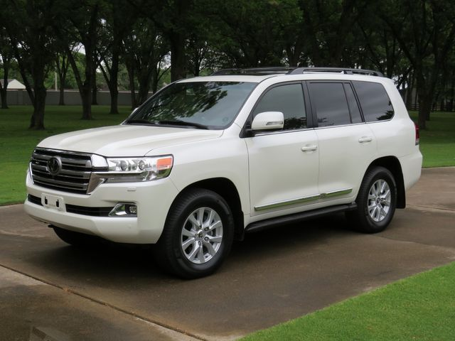 2018 Toyota Land Cruiser 4WD Toyota Certified Pre-Owned