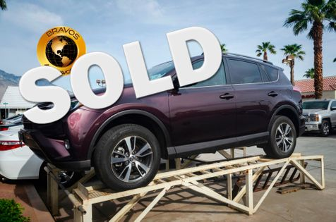 2018 Toyota RAV4 XLE in cathedral city