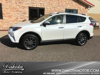 2018 Toyota RAV4 Limited Farmington, MN