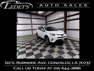 2018 Toyota RAV4 XLE - Ledet's Auto Sales Gonzales_state_zip in Gonzales