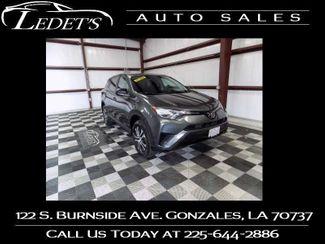 2018 Toyota RAV4 LE - Ledet's Auto Sales Gonzales_state_zip in Gonzales