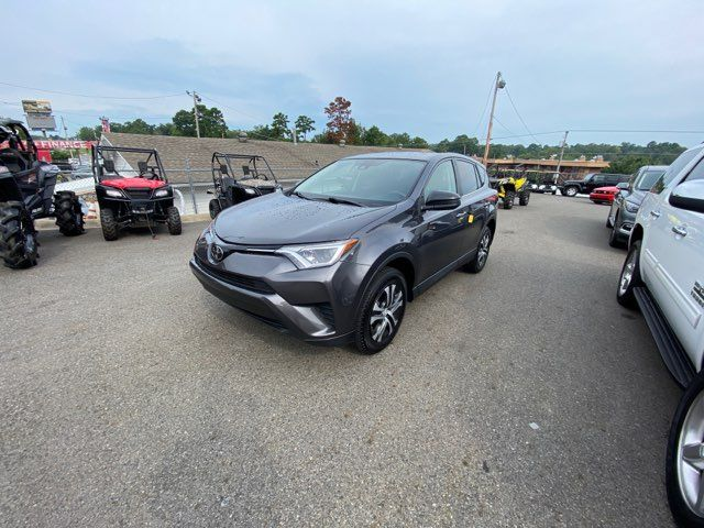 2018 Toyota RAV4 LE - John Gibson Auto Sales Hot Springs in Hot Springs Arkansas