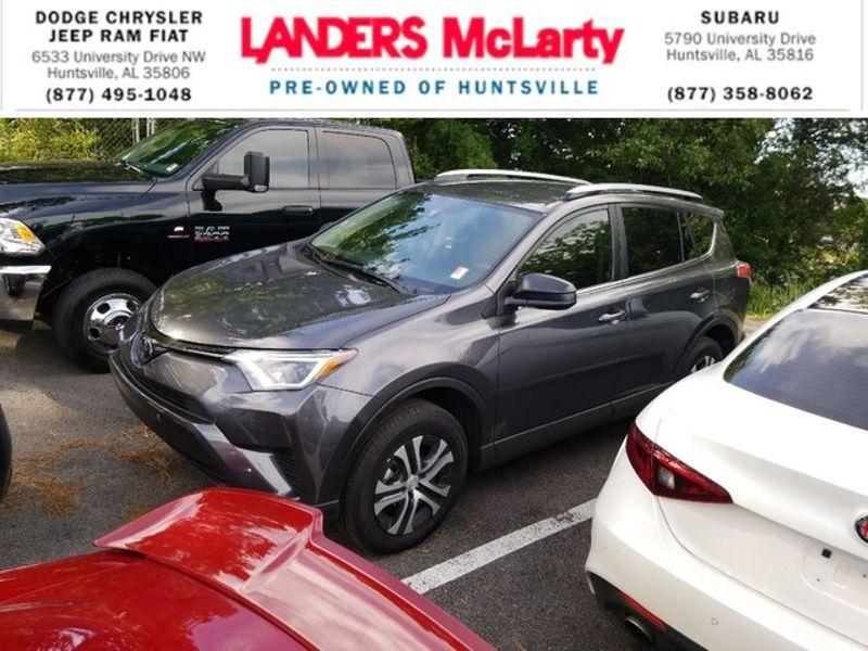 2018 Toyota RAV4 LE   Huntsville, Alabama   Landers Mclarty DCJ & Subaru in Huntsville Alabama