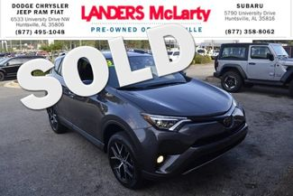2018 Toyota RAV4 SE | Huntsville, Alabama | Landers Mclarty DCJ & Subaru in  Alabama