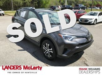 2018 Toyota RAV4 LE | Huntsville, Alabama | Landers Mclarty DCJ & Subaru in  Alabama