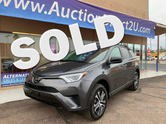 2018 Toyota RAV4 LE 47 ACTUAL MILES FULL MANUFACTURER WARRANTY Mesa, Arizona