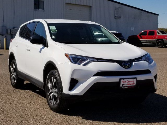 2018 Toyota RAV4 LE in Marble Falls, TX 78654