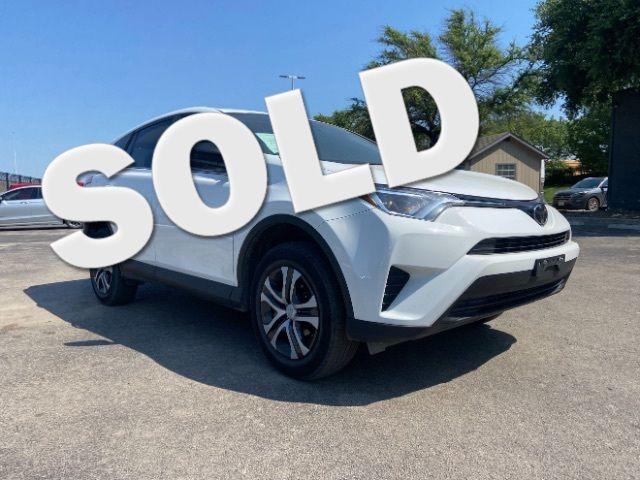 2018 Toyota RAV4 LE in San Antonio, TX 78233