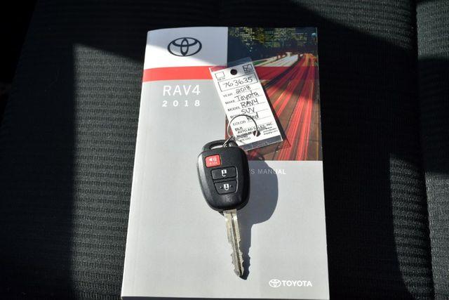 2018 Toyota RAV4 LE Waterbury, Connecticut 31